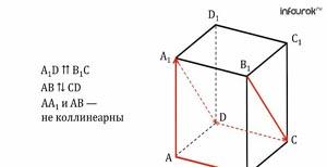 Понятие вектора в пространстве