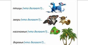 Глагол как часть речи. Изменение глаголов по числам