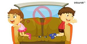 Обеспечение личной безопасности при следовании к местам отдыха различными видами транспорта