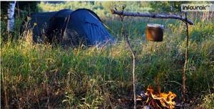 Профилактика лесных и торфяных пожаров. Защита населения