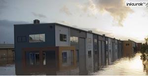 Наводнения. Виды наводнений и их причины