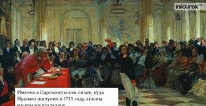 Александр Сергеевич Пушкин. «Няне»
