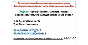 ЕГЭ по Математике - Задача 1