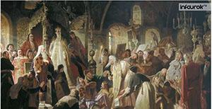 Государство и народ в Петровское время