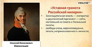 Внутренняя политика России в 1815-1825гг.