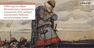 Возникновение Древнерусского государства. Деятельность первых киевских князей