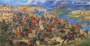 Вторжение крестоносцев. Александр Невский